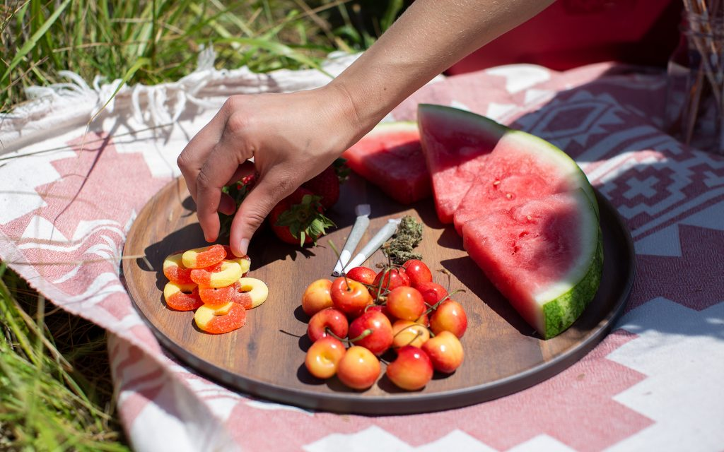 The Best Cannabis Products for Your Summer Picnic Basket
