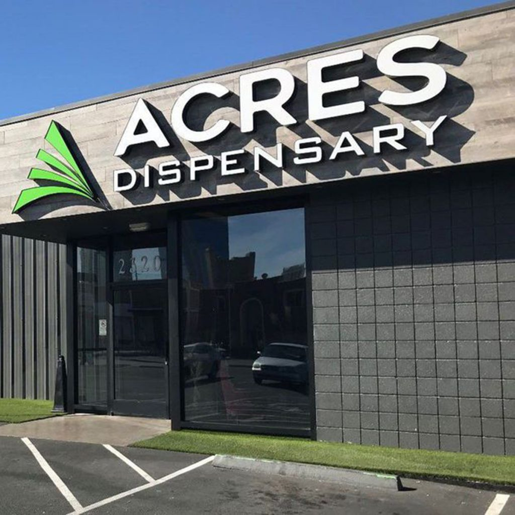 7/10 dab sale on products & accessories in Nevada: Acres Cannabis - Las Vegas