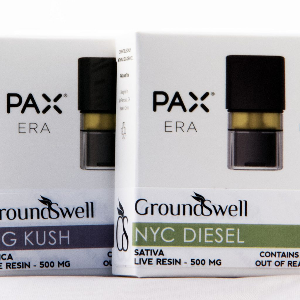 7/10 dab sale on products & accessories in Colorado: GroundSwell Cannabis Boutique - Denver