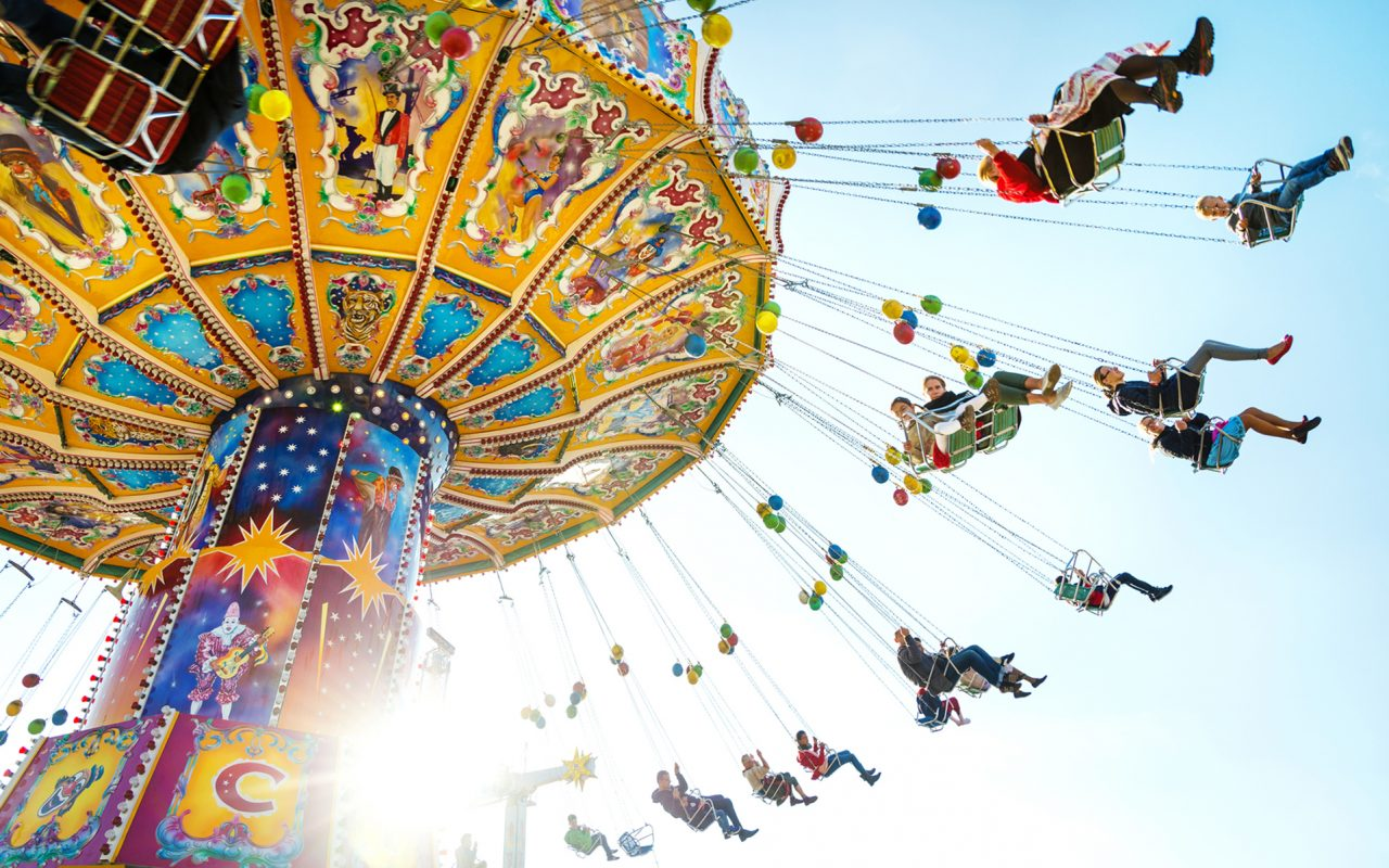 Amusement Parks: Are They Worth the High?