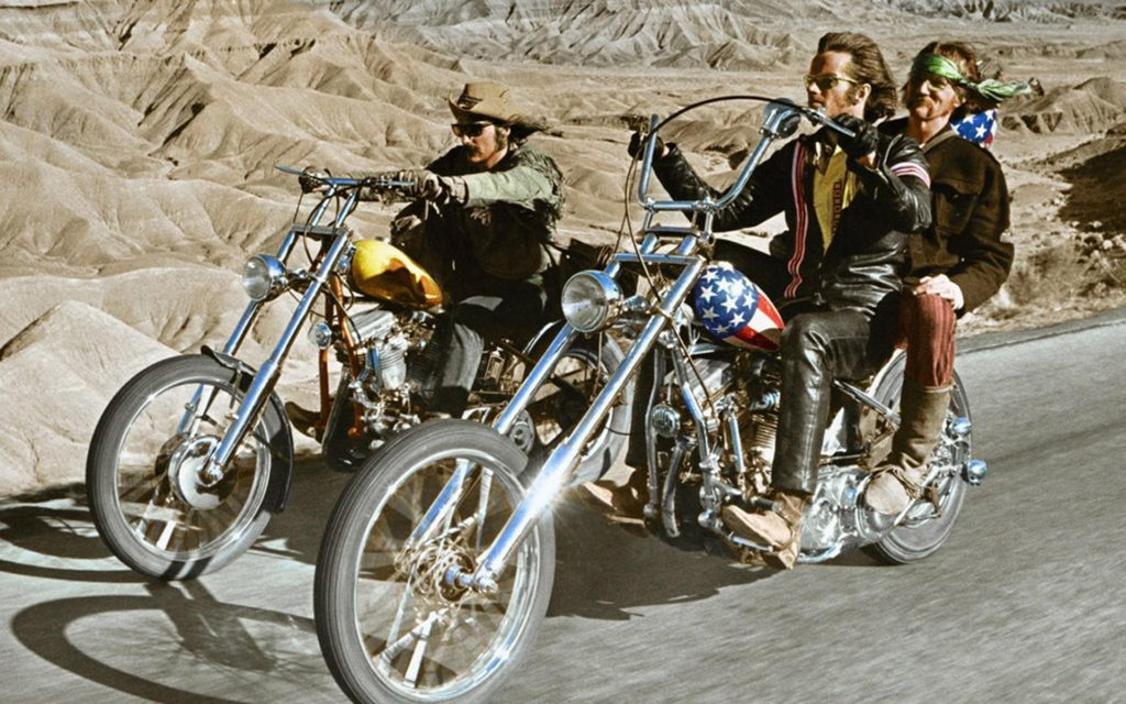 Stoner movie about weed #2: Easy Rider