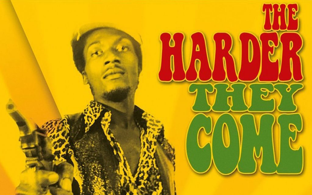 Stoner movie about weed #3: The Harder They Come