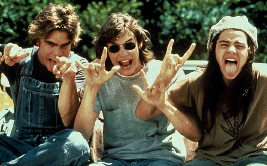 Stoner movie about weed #5: Dazed and Confused