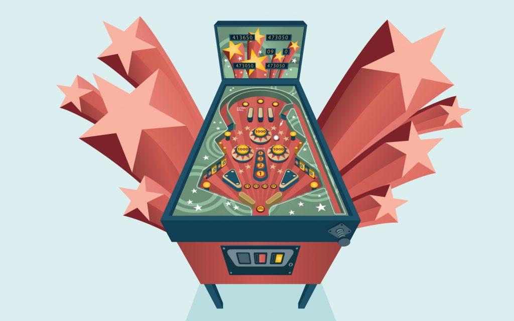 Cannabis & Pinball: A Match Made In Arcade Heaven   Leafly