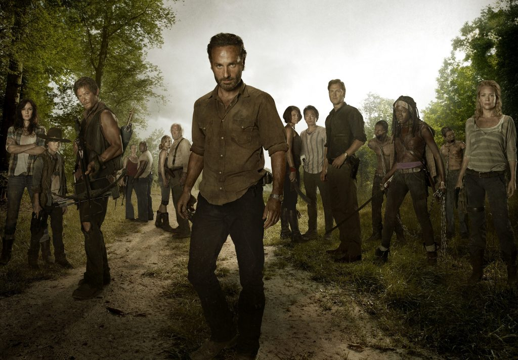 Best weed strains & products for watching dystopian tv shows: The Walking Dead