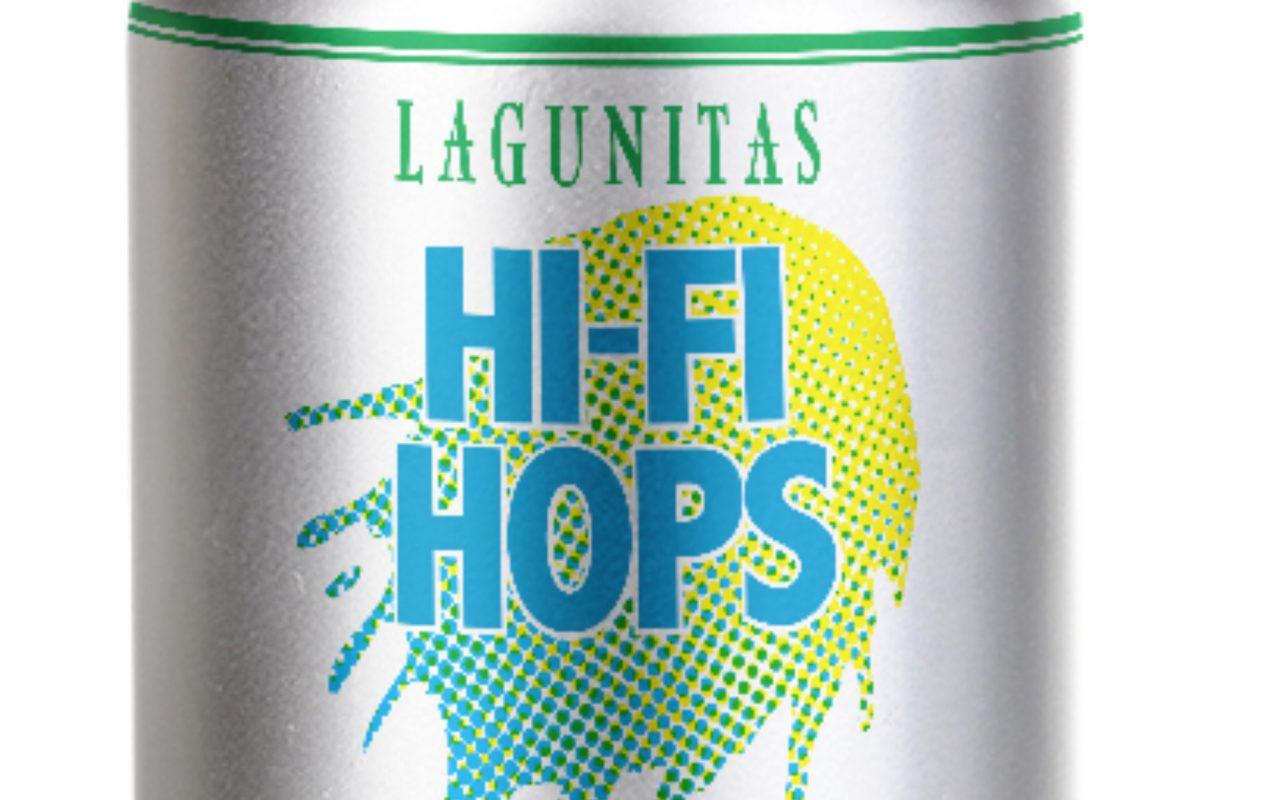 Lagunitas Brewing's Hi-Fi Hops Is a Stoney, Hoppy La Croix