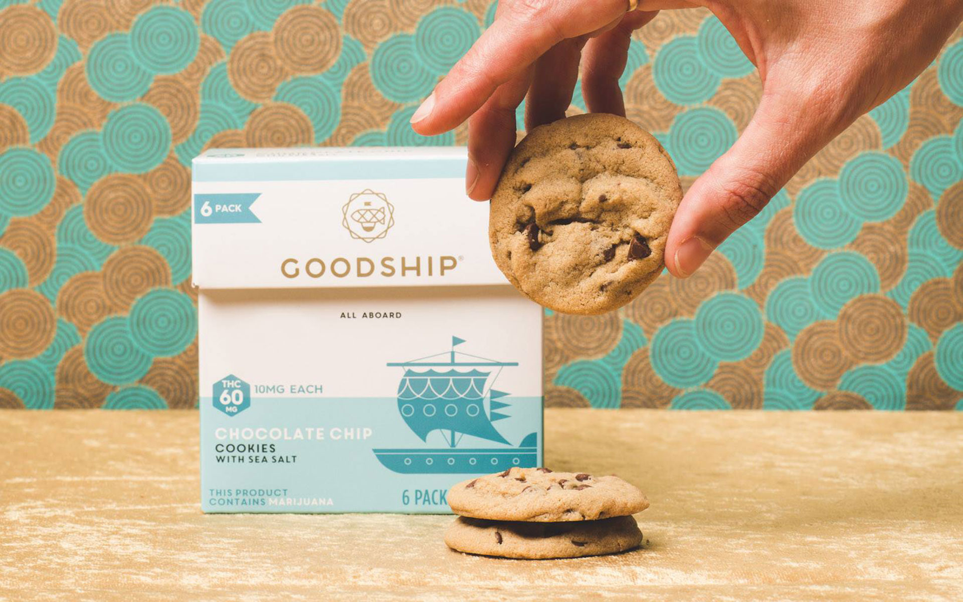 The 6 Best Cannabis-Infused Cookies   Leafly