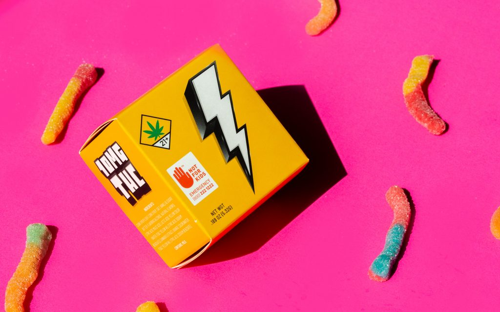 Washington's Best Super Sweet Fruity Candy Edibles | Leafly
