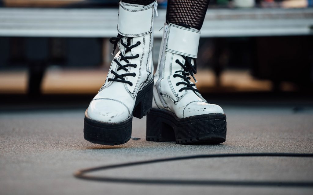 Tacocat-Emily Nokes-Cool shoes