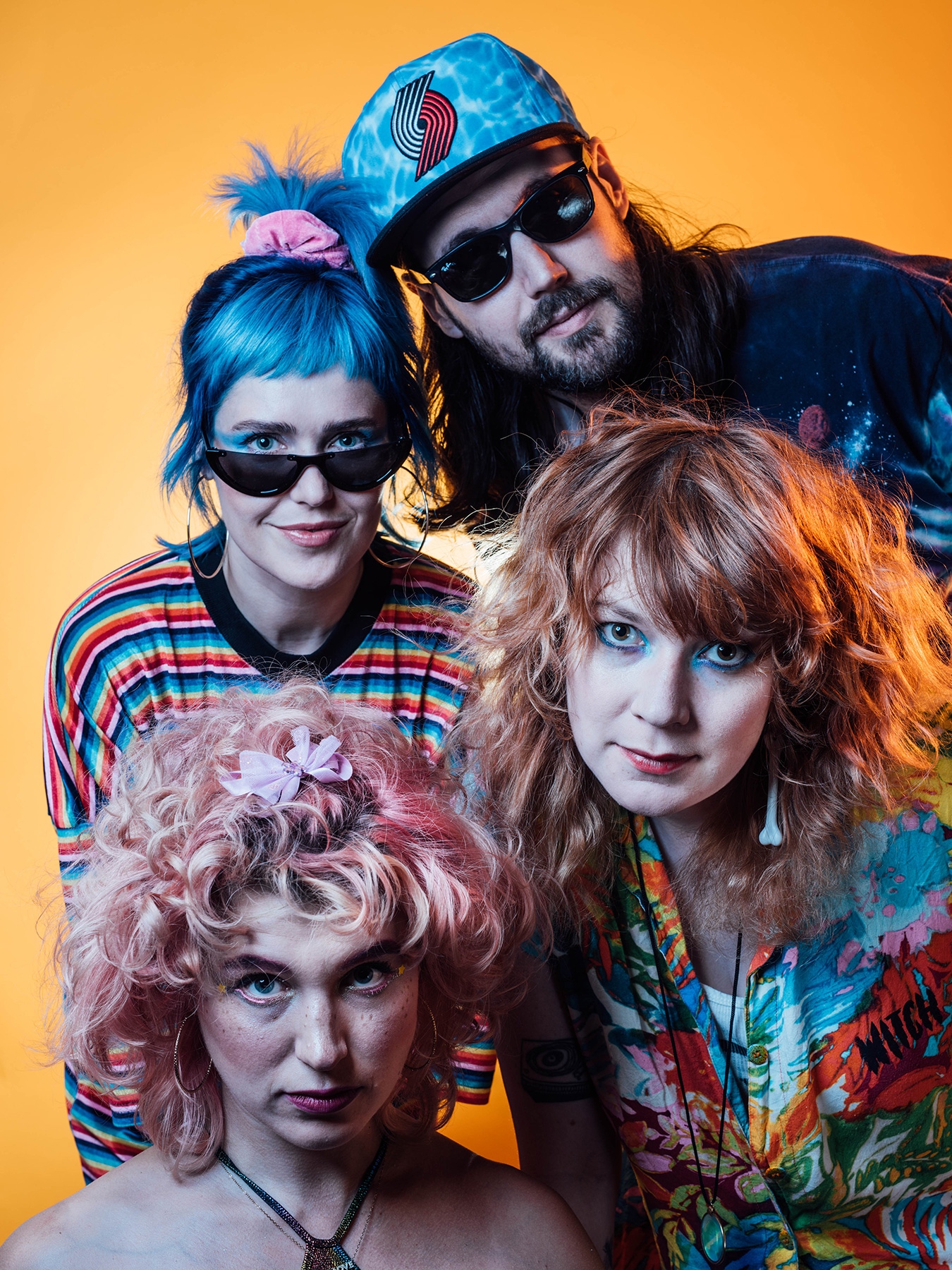 Tacocat-band-emily nokes-group shot