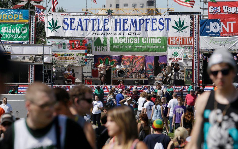 Seattle Hempfest: 2018 Schedule & Insider's Guide