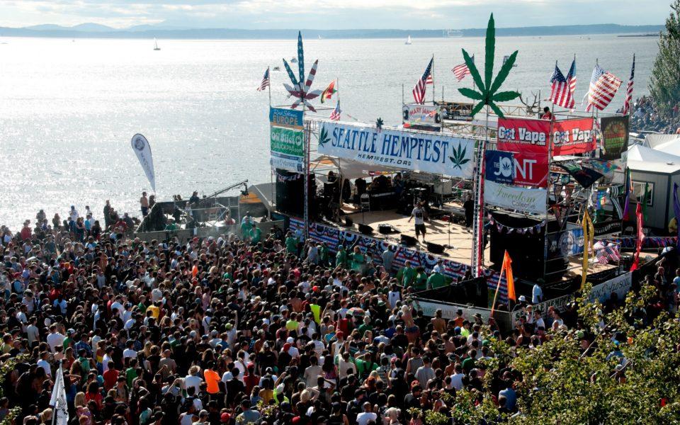 The 5 Cannabis Dispensaries Closest to Seattle Hempfest