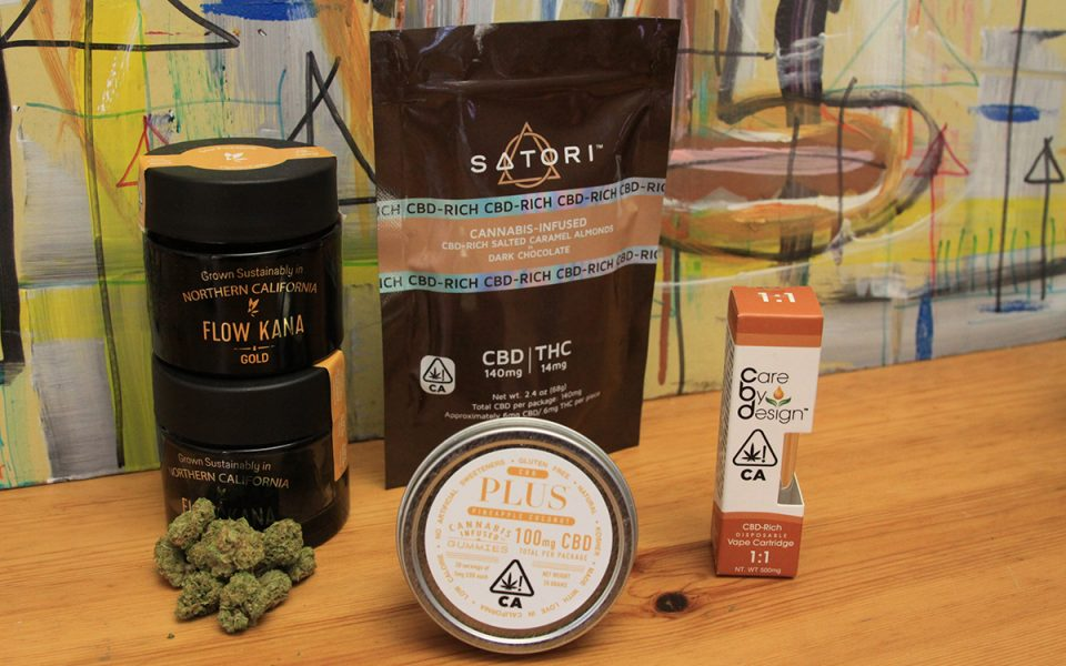 Looking for CBD in CA? Here Are 5 Options We Love