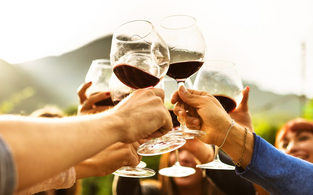 Cannabis and alcohol industries become frenemies in wine country california (franckreporter/iStock)