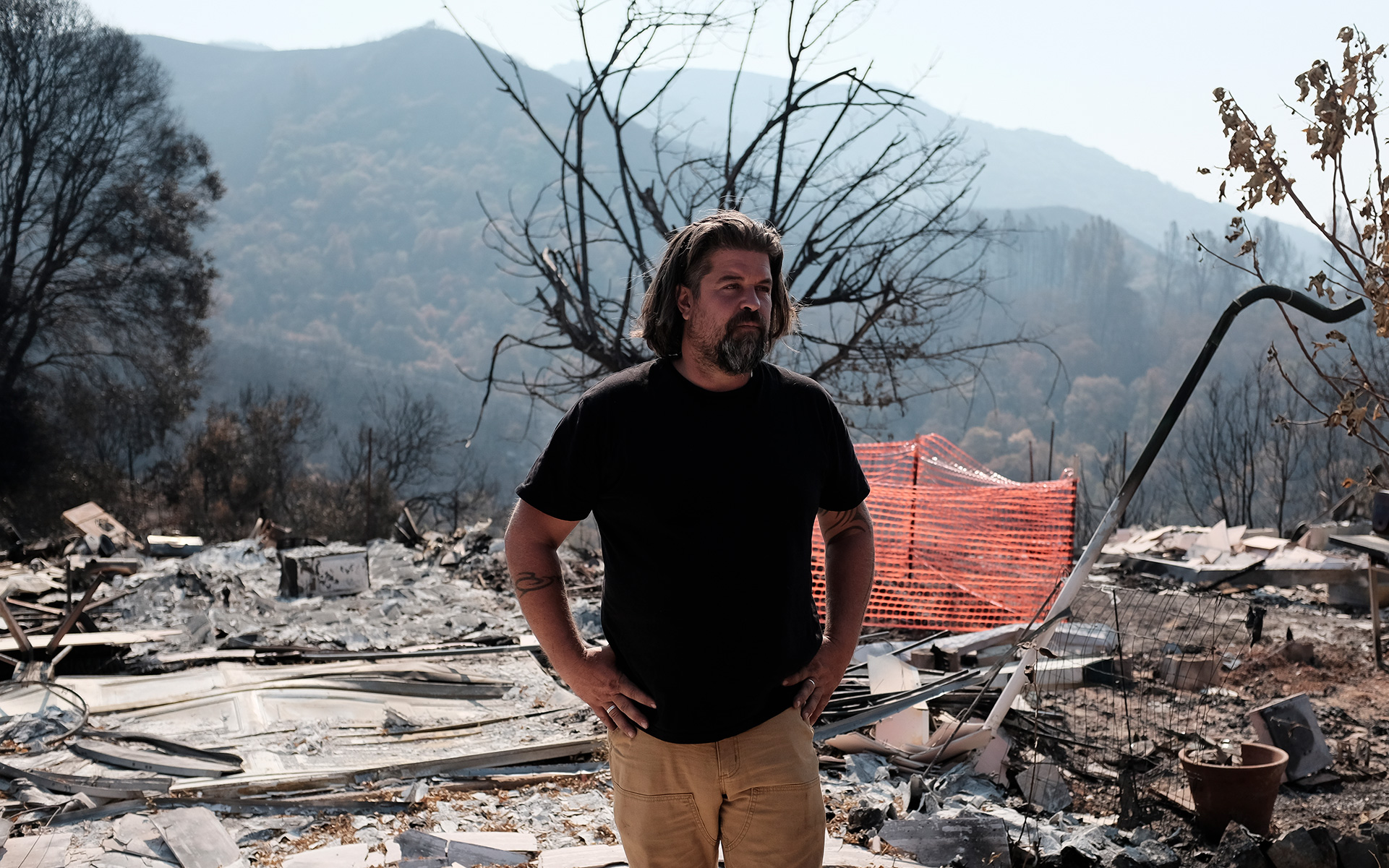 Wildfire Torches Grower's Home, 1,200-Pound Cannabis Harvest in California