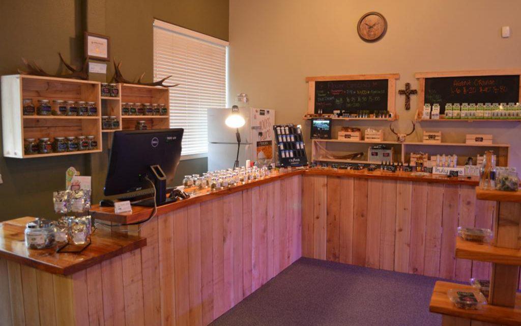 Oregon coast dispensaries & cannabis hotspots in Lincoln City: Pacific Wave Resource Center