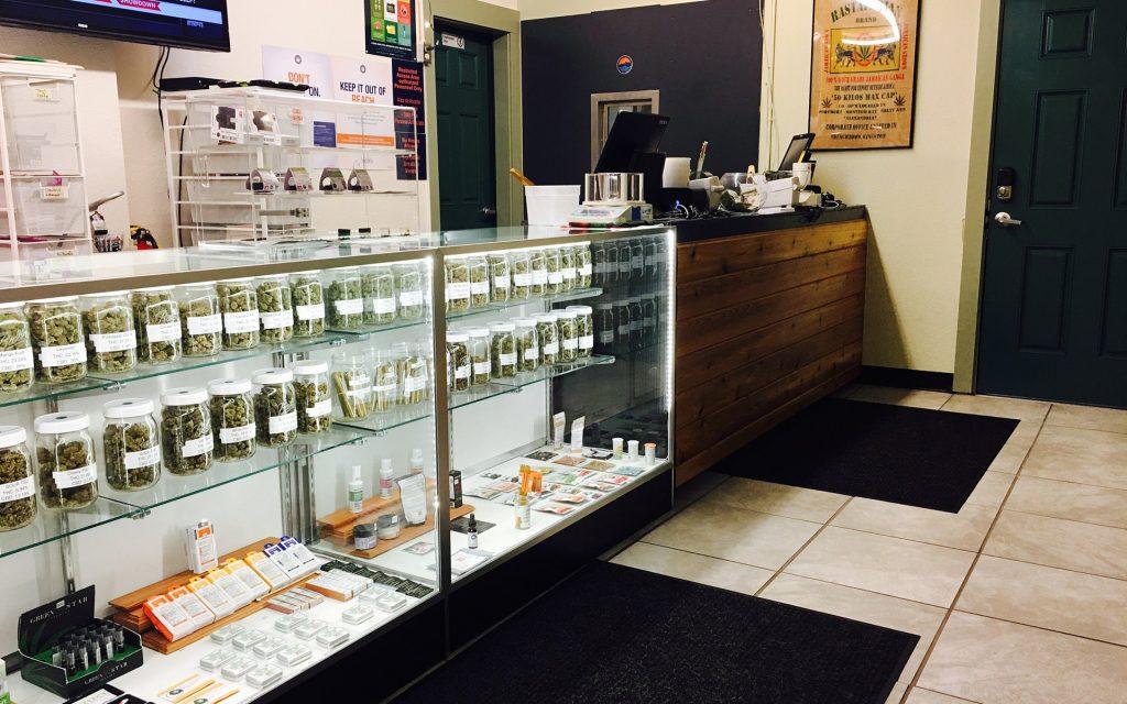 Oregon coast dispensaries & cannabis hotspots in Lincoln City: Lincoln City Collective