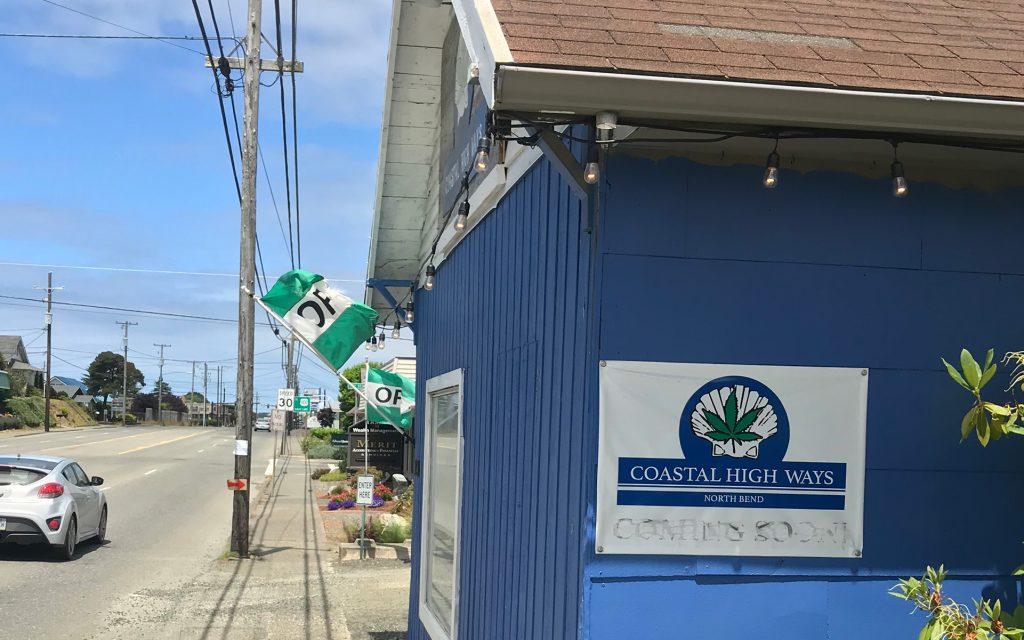 Oregon coast dispensaries & cannabis hotspots in North Bend: Coastal High Ways