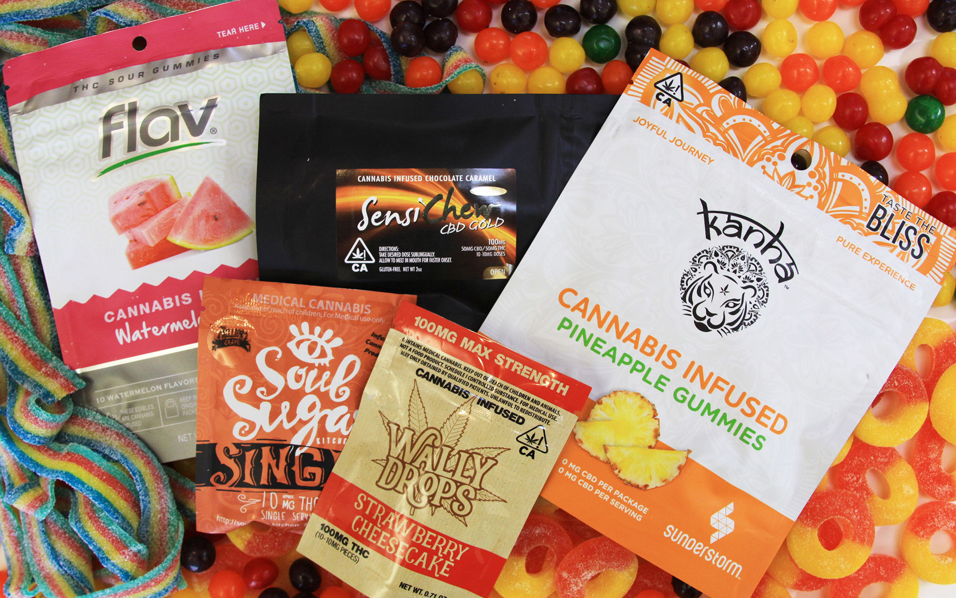 Best Cannabis Candy of California—But Don't Call It 'Candy