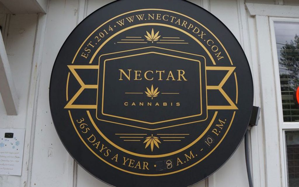 Order weed online in Oregon: Nectar in Portland