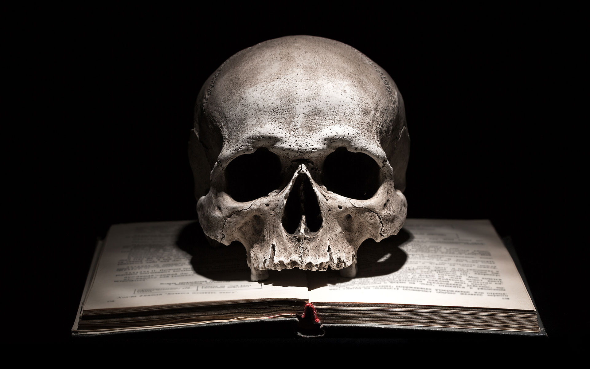 Pair These Spooky Books With Eerie Strains