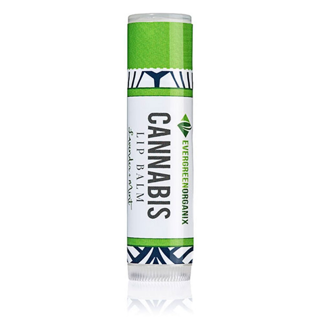Cannabis topicals for the dry Nevada desert: Lip Balm