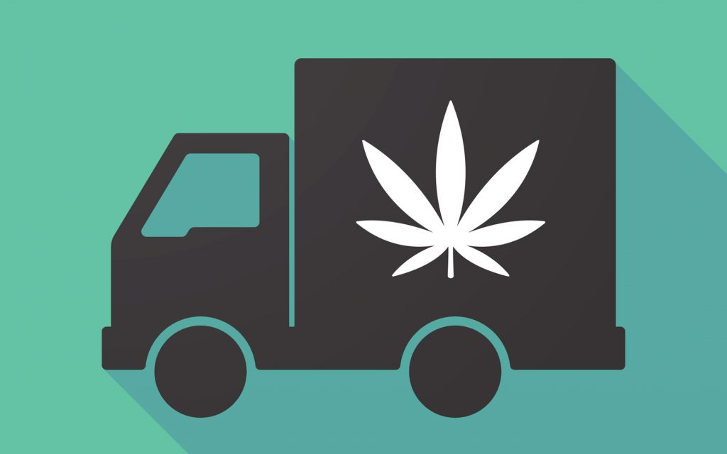 Delivery Drivers Targeted for Marijuana Crackdown in California (Blablo101/iStock)
