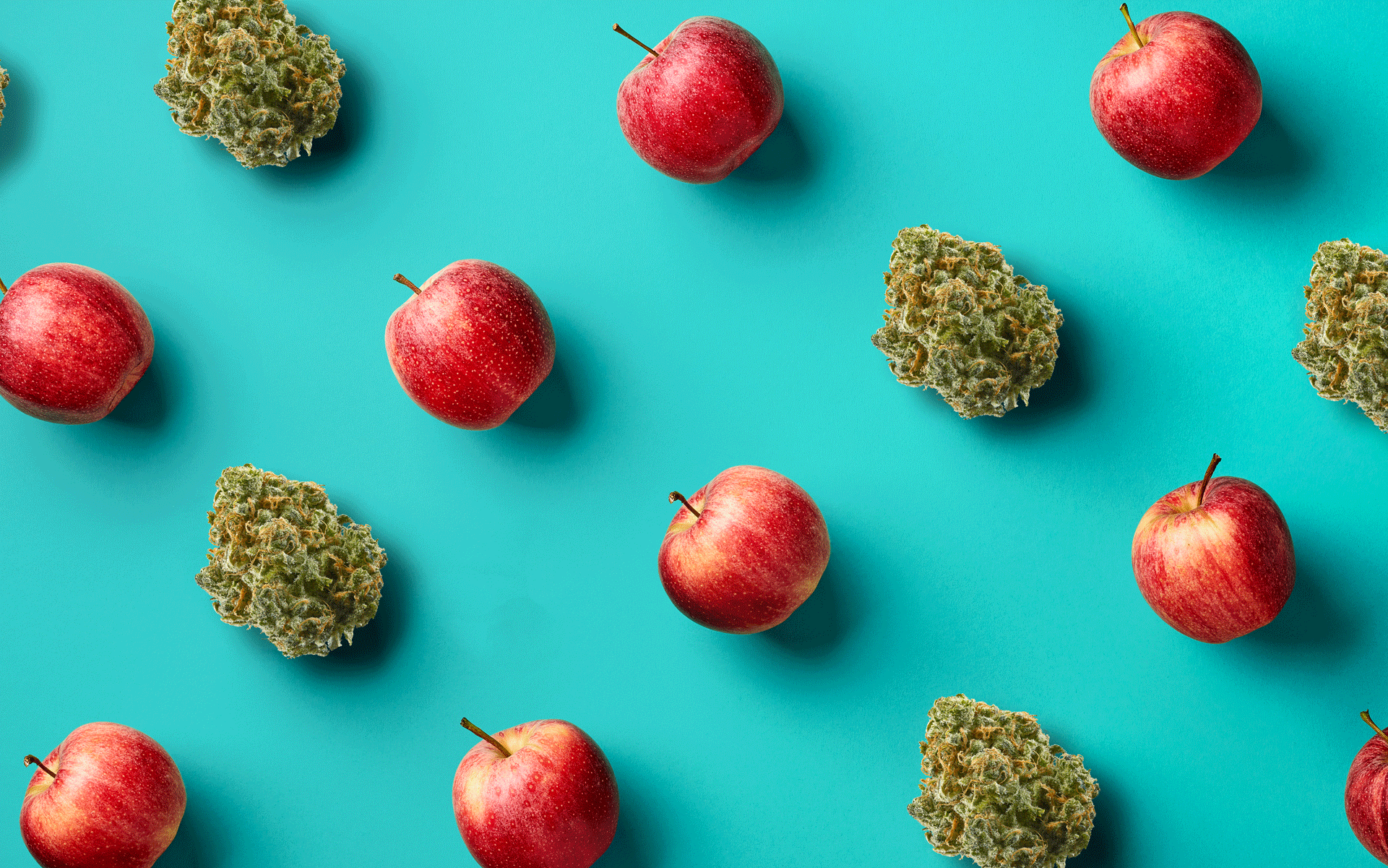 Elevate Your Day With These Tasty Apple Cannabis Strains