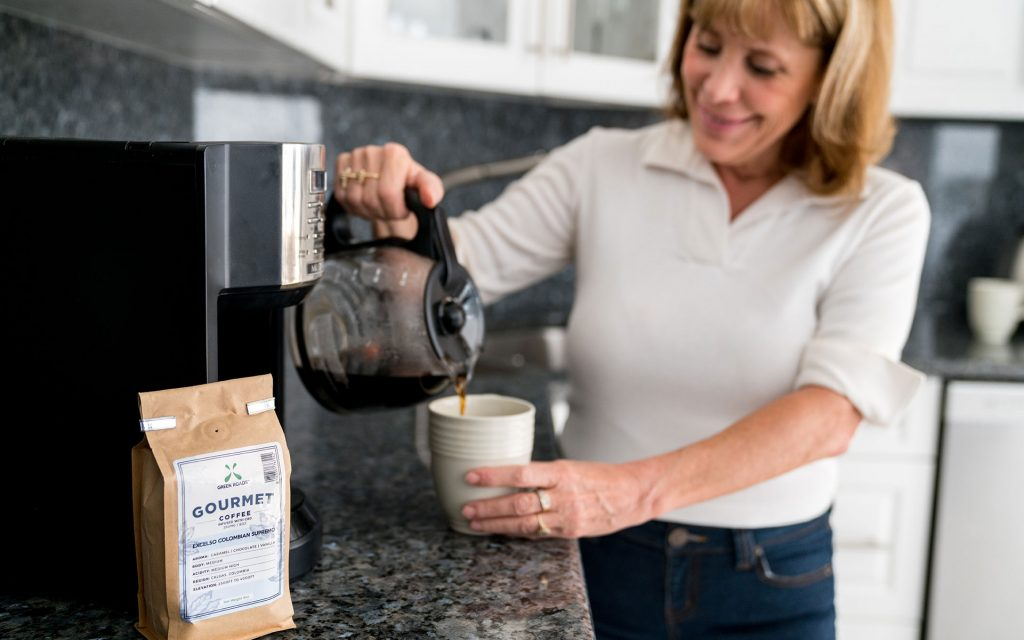 CBD daily dose: Start your morning with CBD coffee