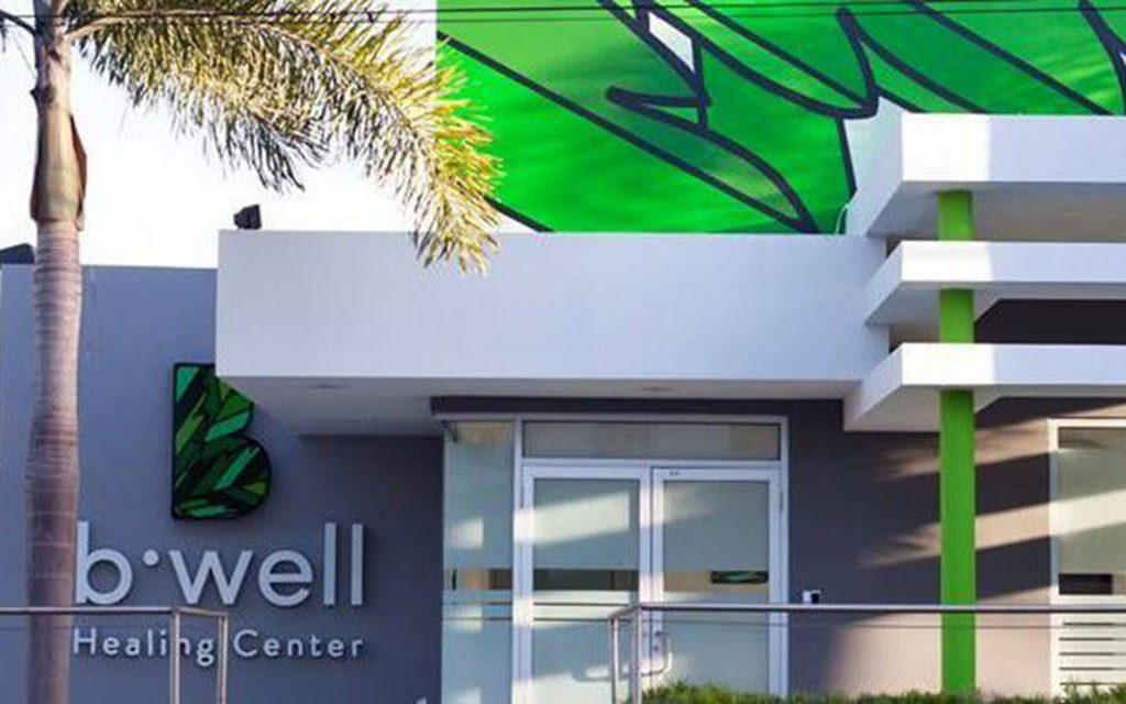 Dispensaries for marijuana in the Caribbean: BWell Healing Center in Puerto Rico