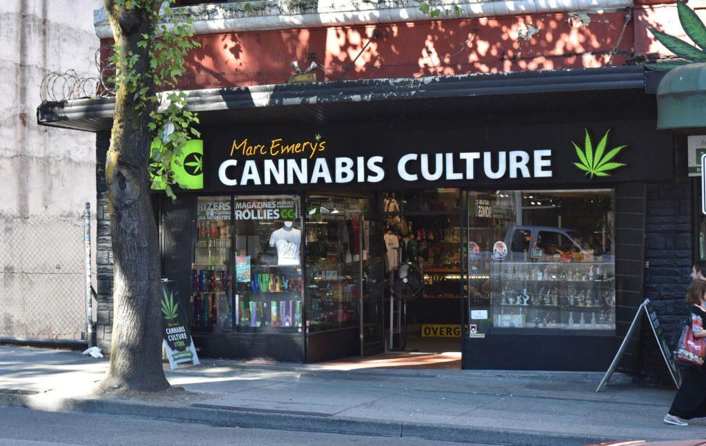 cannabis culture vancouver