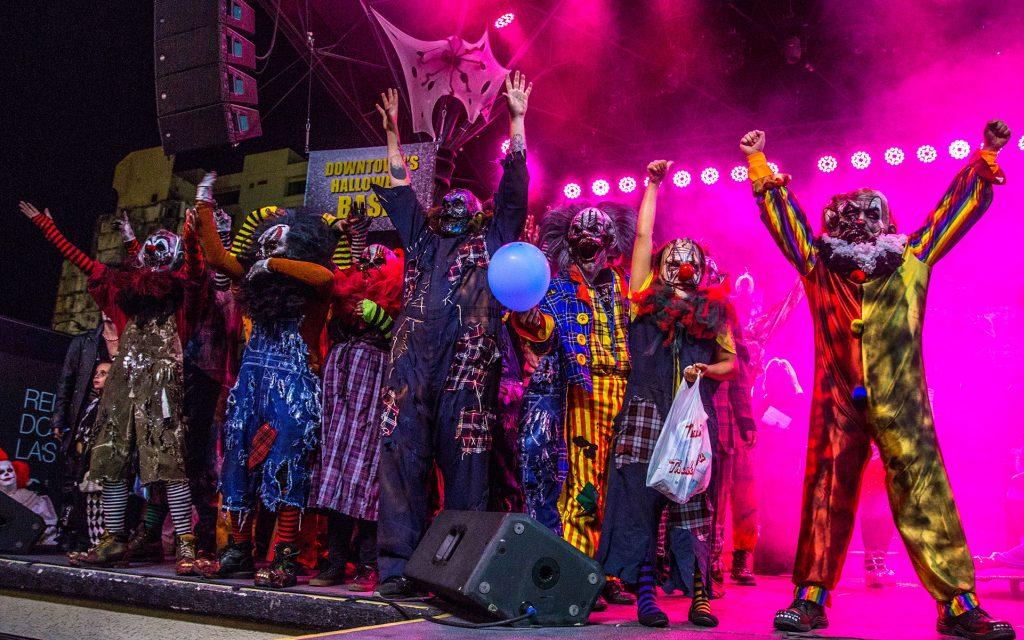 Celebrating Las Vegas Halloween: Dress up in Fremont Street