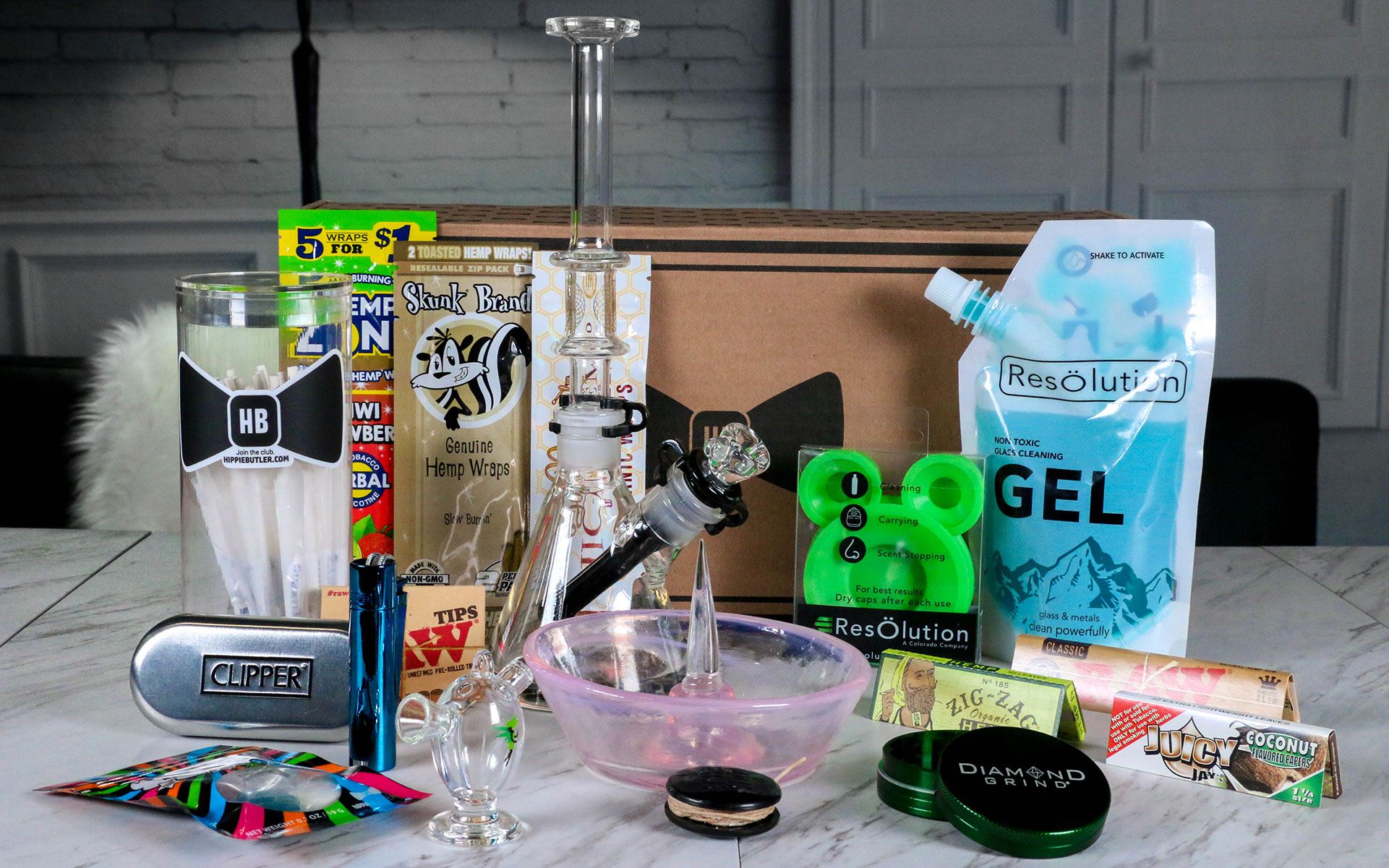 How Hippie Butler Customizes Cannabis Subscription Boxes thumbnail