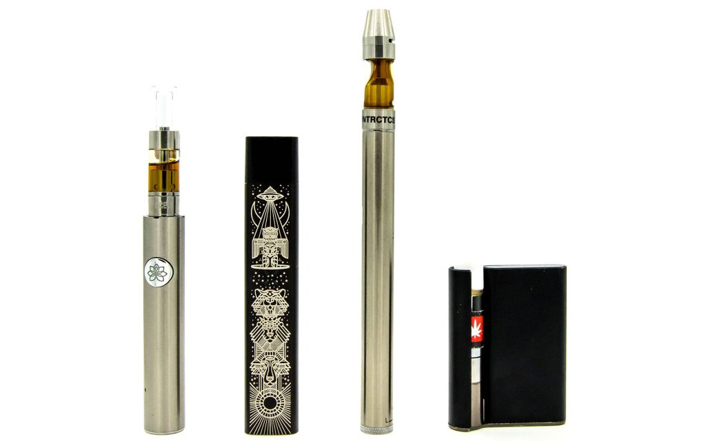 A Buyer's Guide to Oregon's Cannabis Vape Cartridges   Leafly