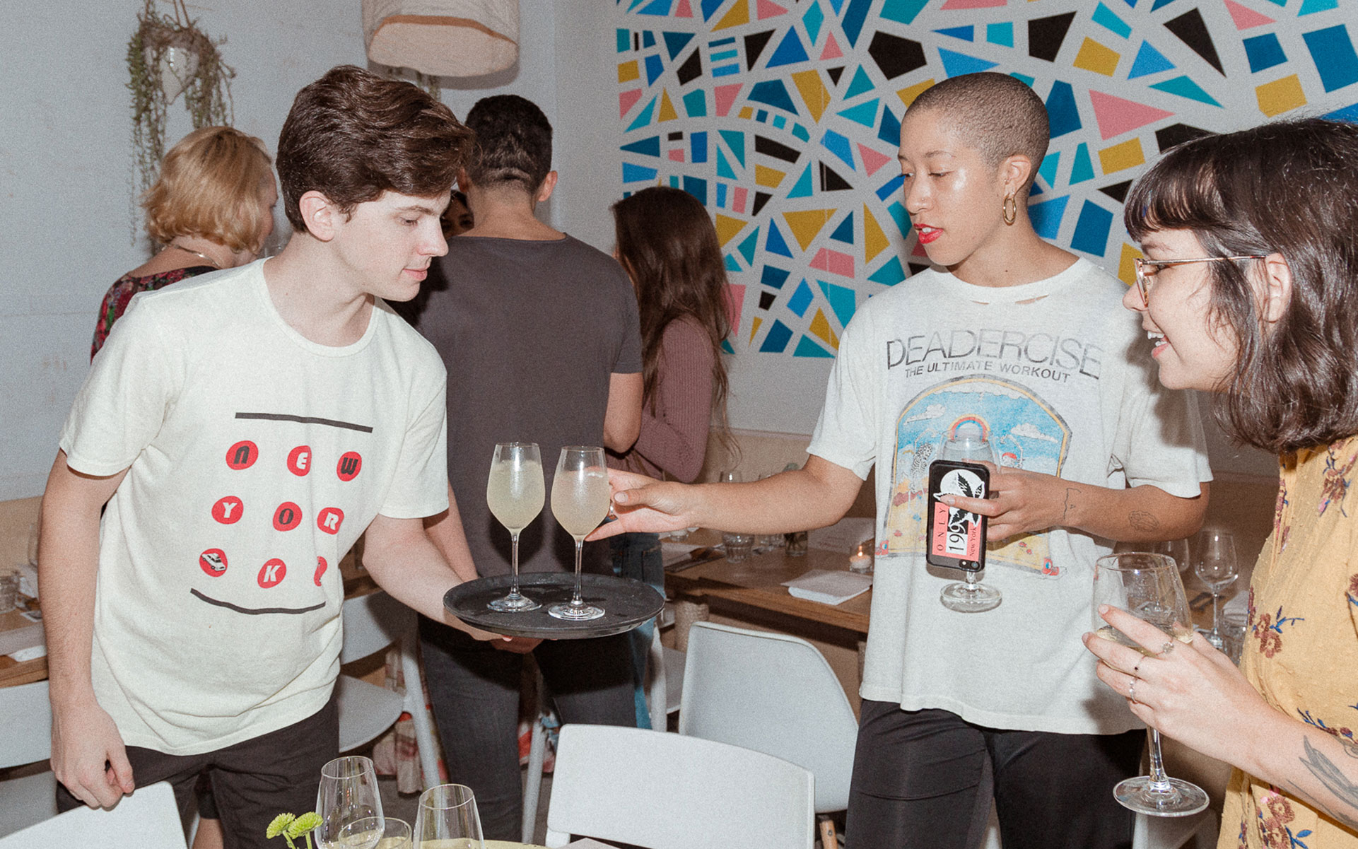 Inside a CBD Dinner Party at Loosie's in Brooklyn thumbnail