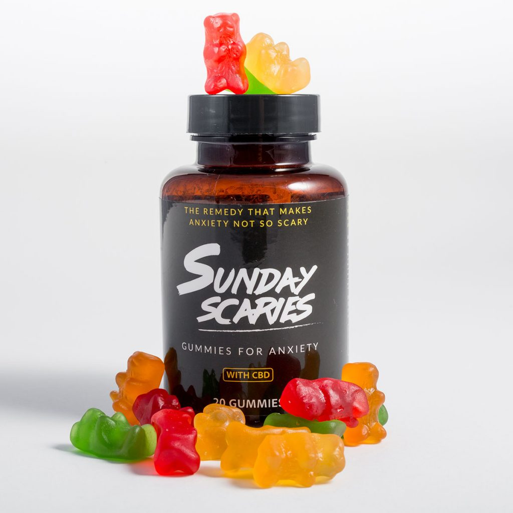CBD gummies from Sunday Scaries