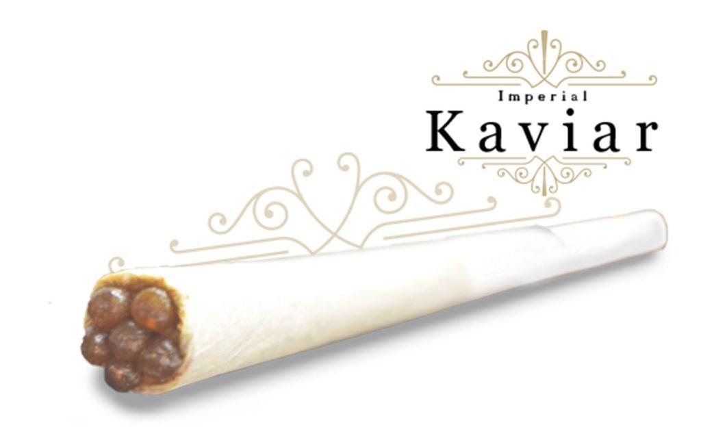 Caviar joints in Colorado: Blunt Lyfe Imperial Kaviar Cones