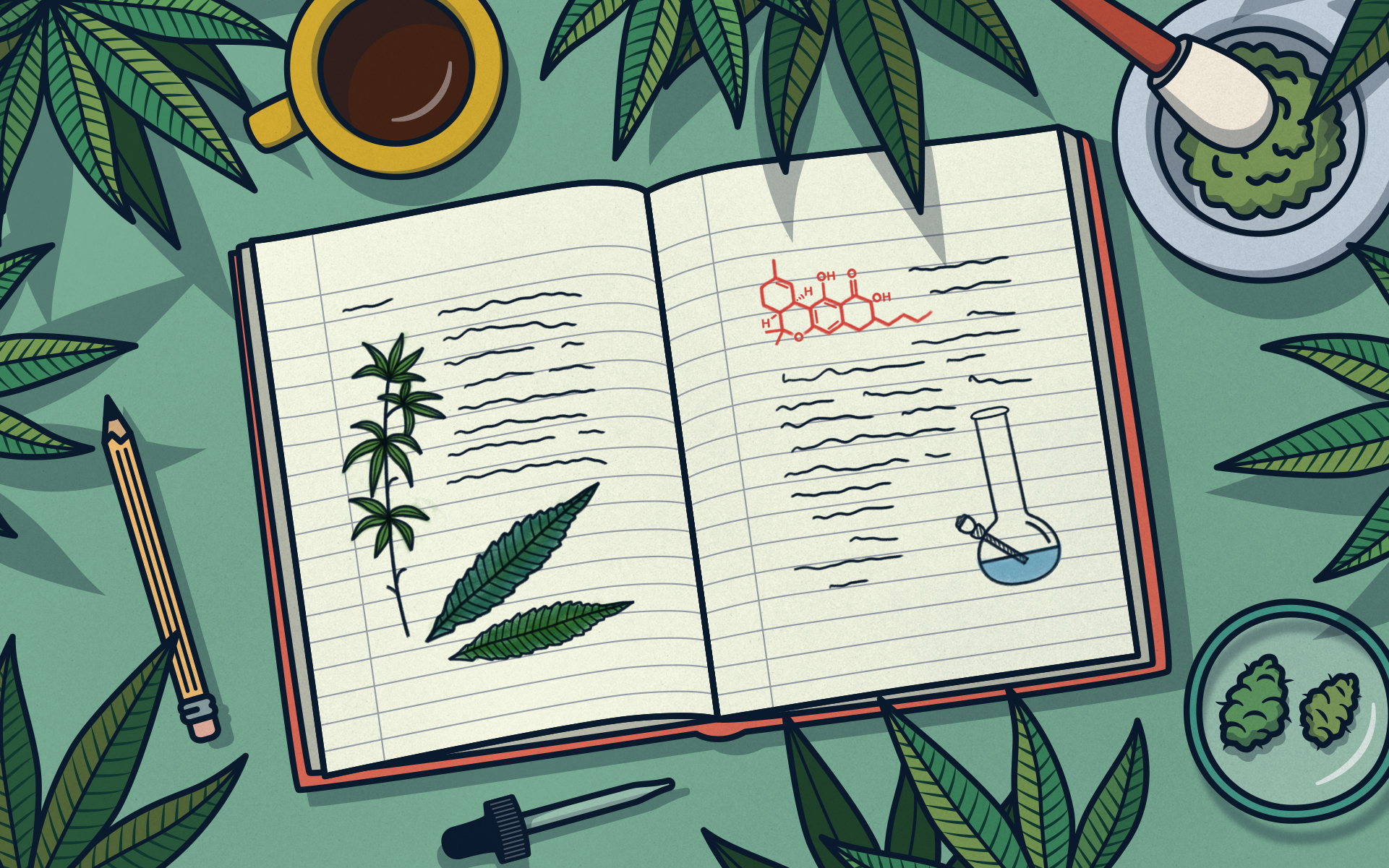The Most Impactful Cannabis Studies of All Time