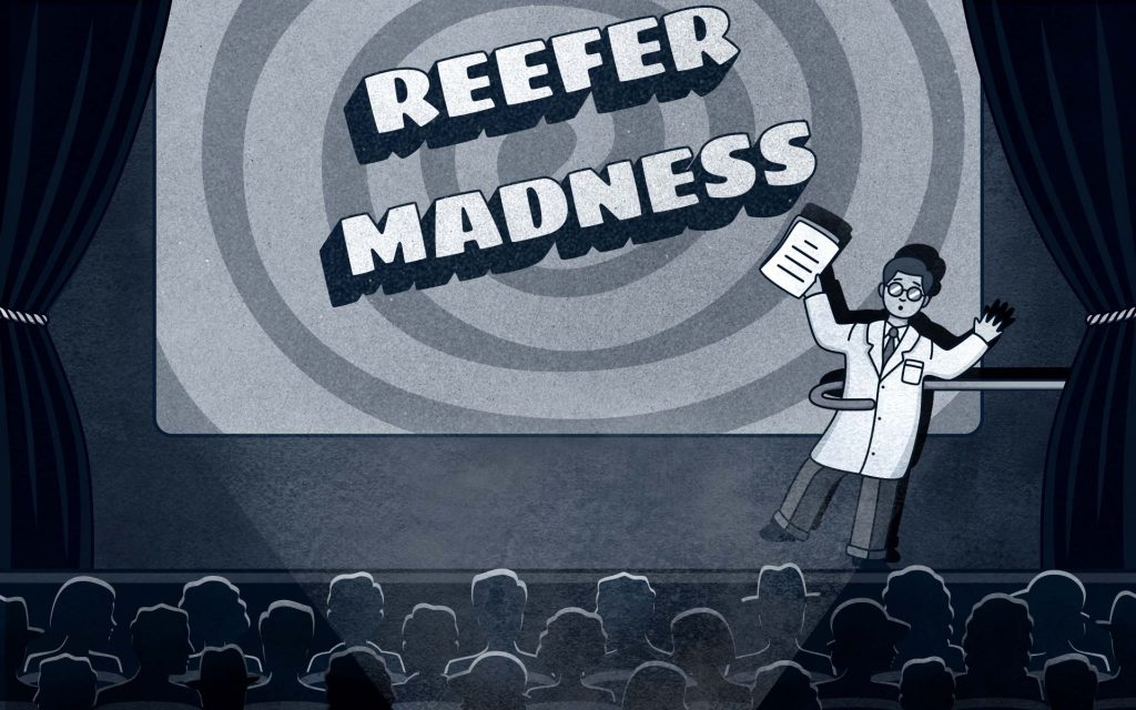 Most impactful marijuana research studies of all time: Reefer madness