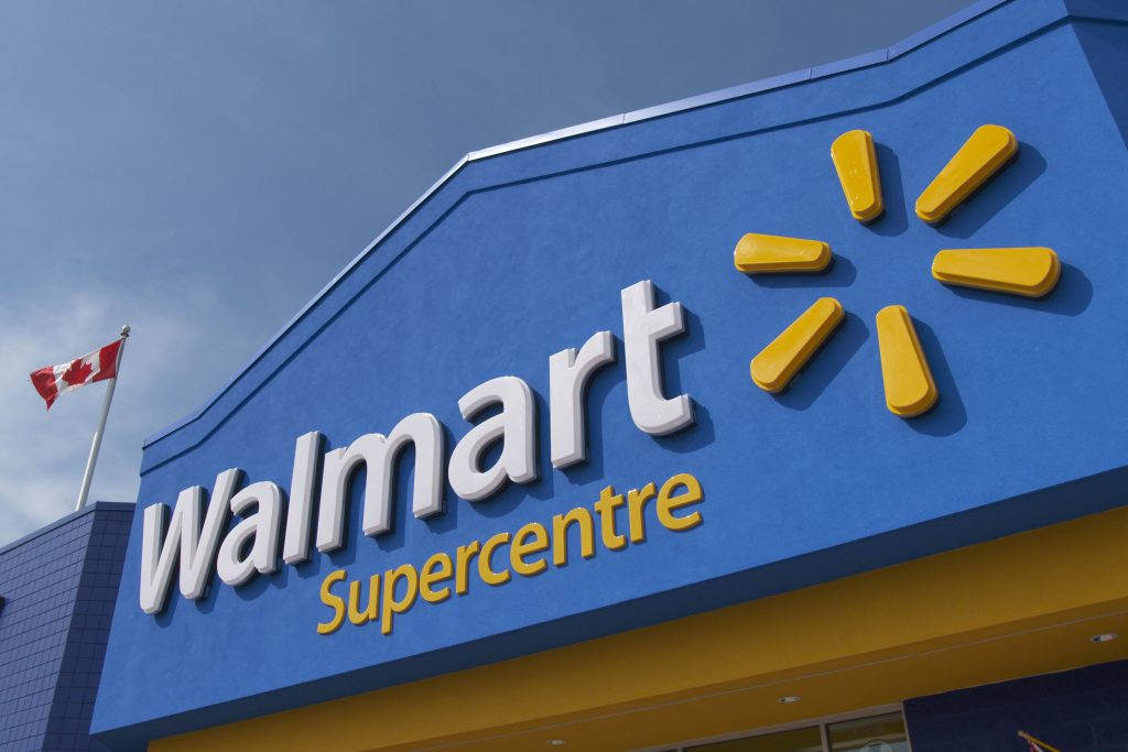 Walmart Canada Is Now Carrying Cannabis Vaporizers