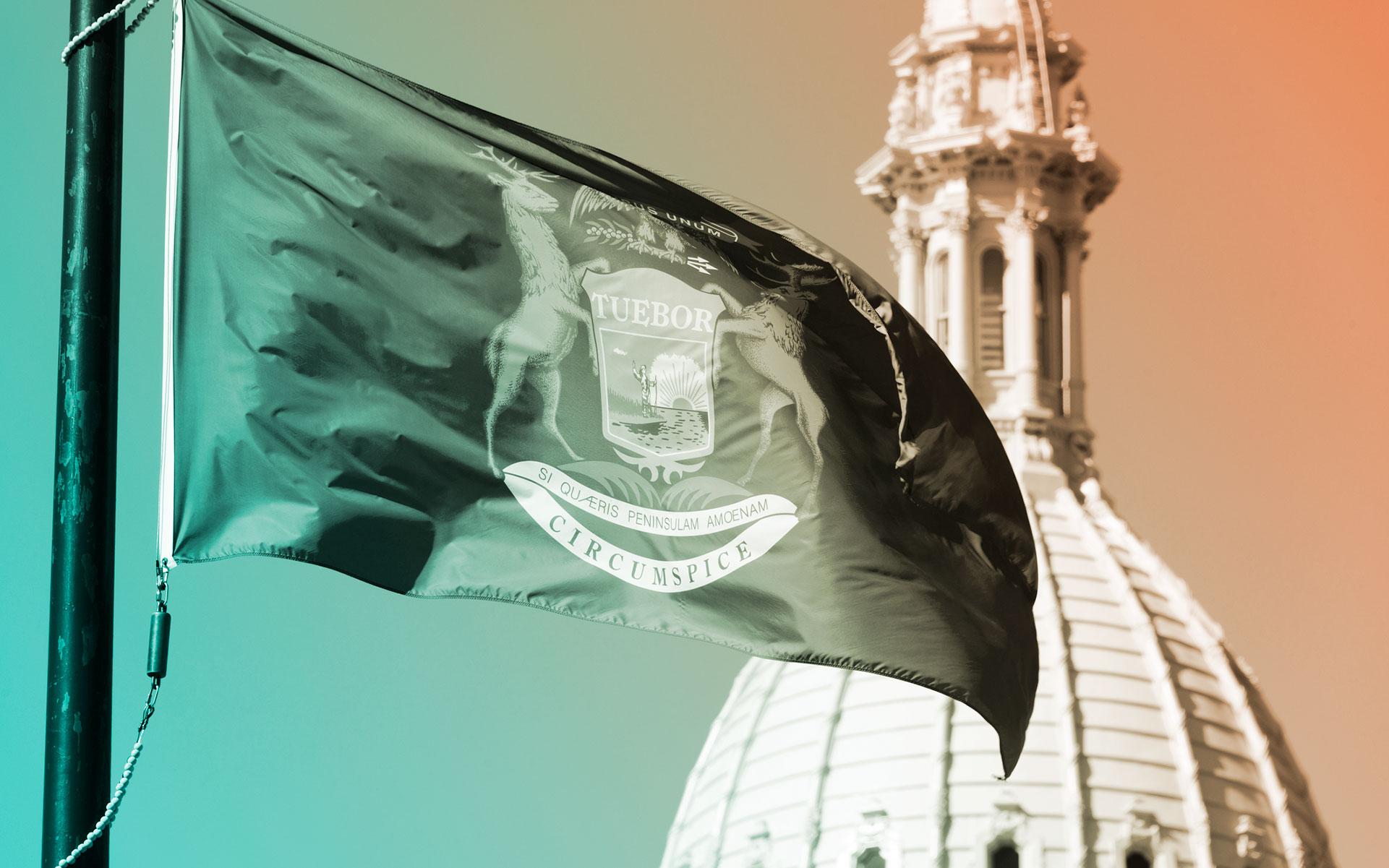 Judge Halts Closure of Michigan Dispensaries on Eve of Rec Vote thumbnail