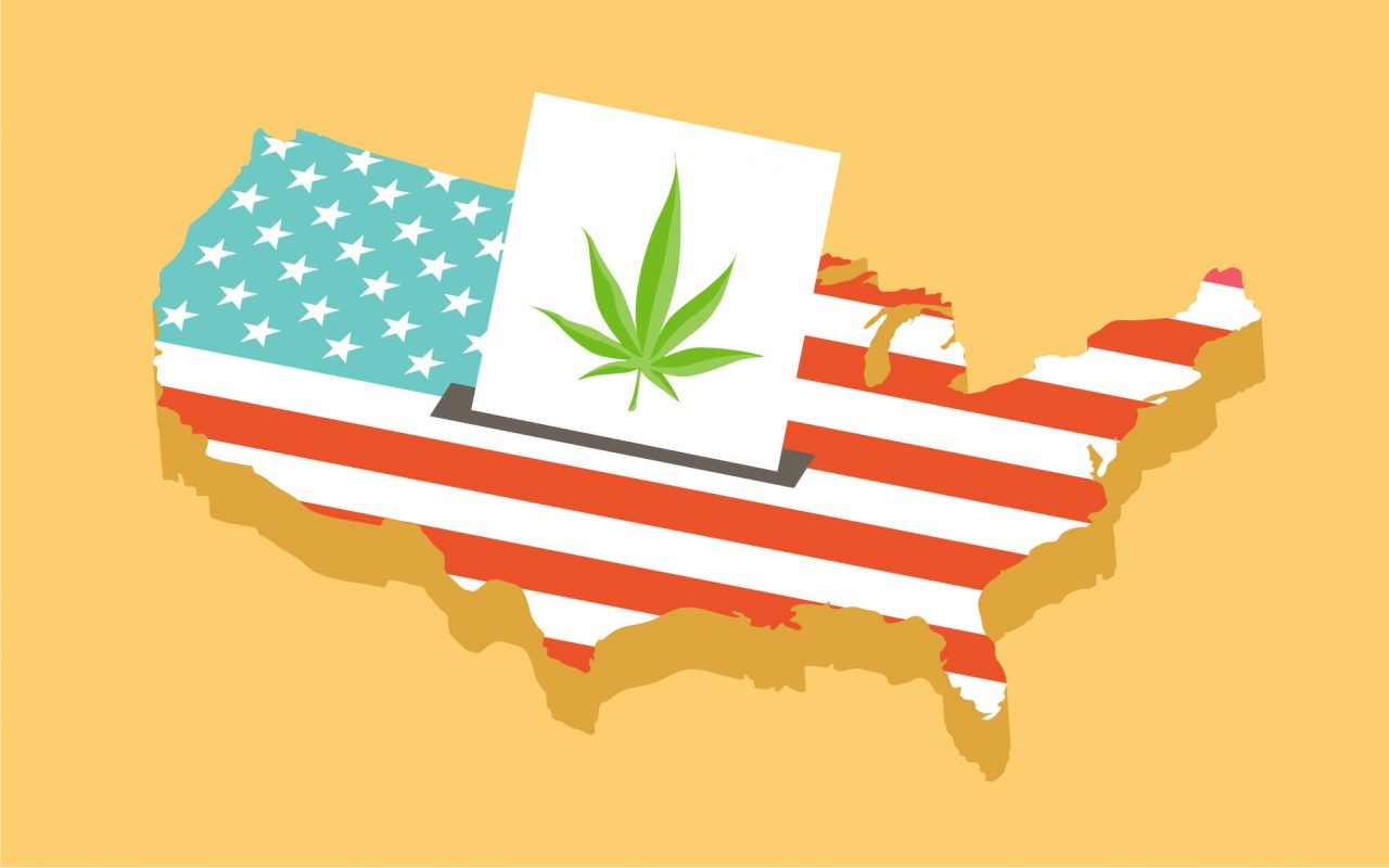 election 2018 cannabis legalization coverage and results leafly