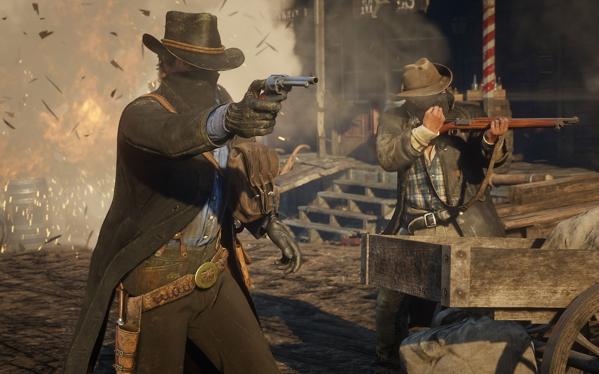 The High Score: 7 Moments in 'Red Dead Redemption 2' That Call for Cannabis thumbnail