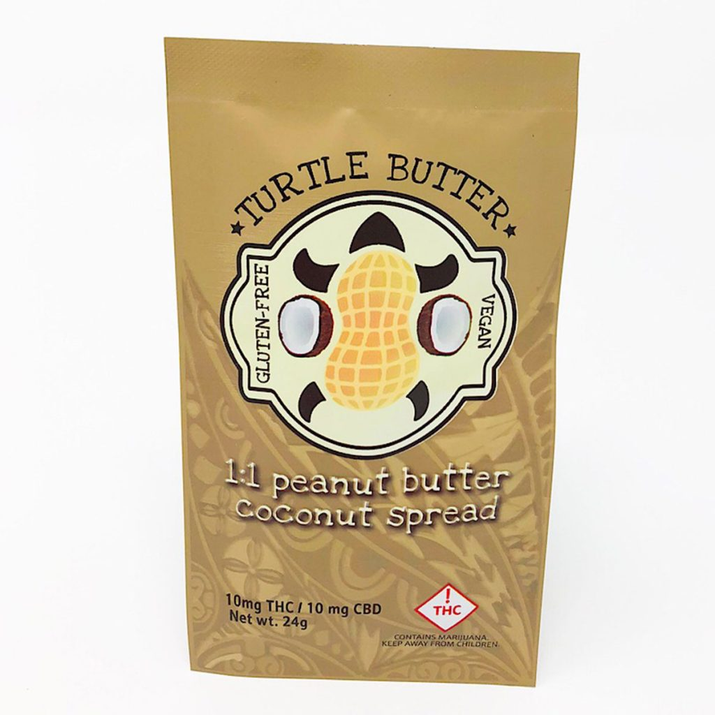 Best Colorado cannabis edible: Lucky Turtle Butters