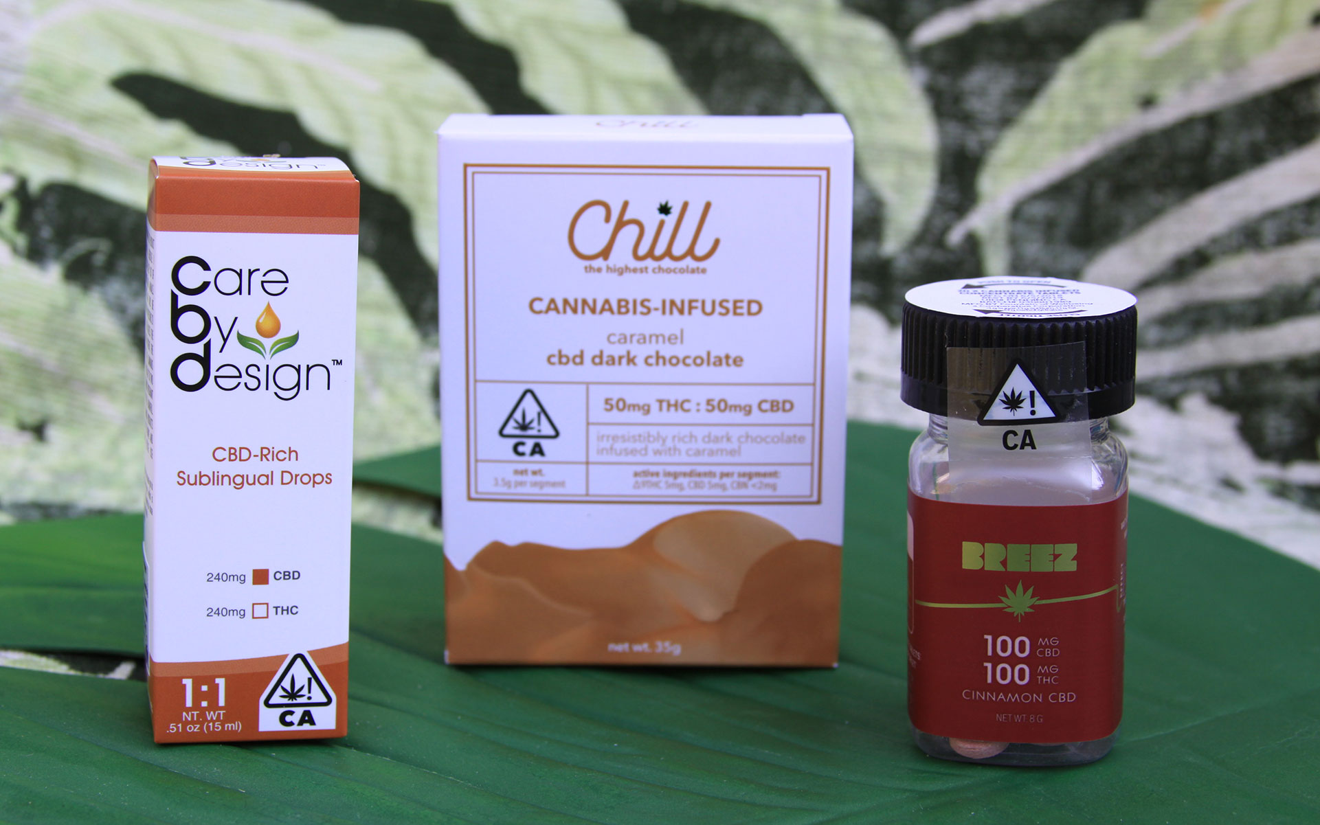 Balance Your High With These California 1:1 CBD & THC