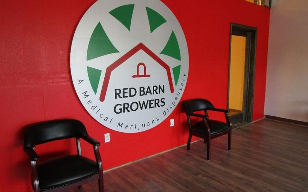 Popular New Mexico dispensaries: Red Barn Growers