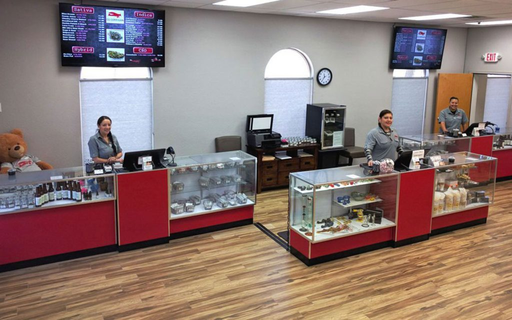 Popular New Mexico Dispensaries: CG Dispensary