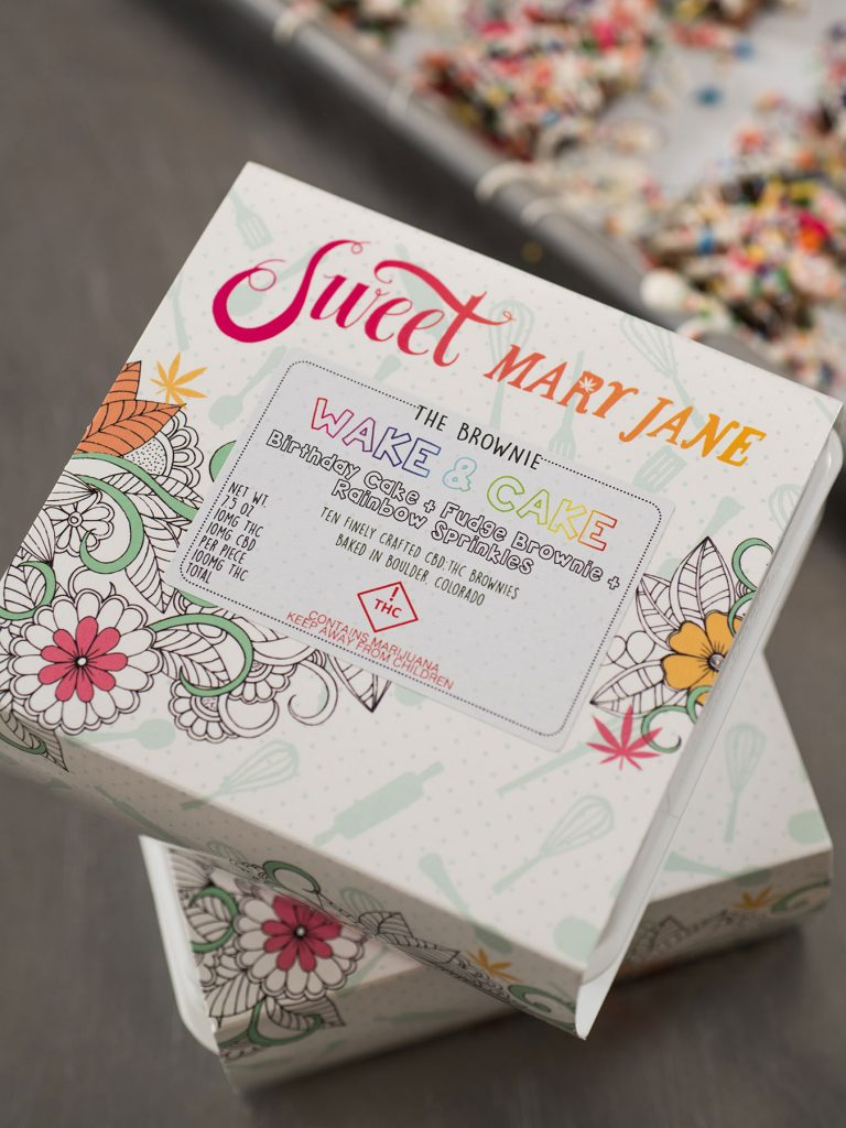 Ganjapreneurs of Sweet Mary Jane: Wake & Cake Brownies