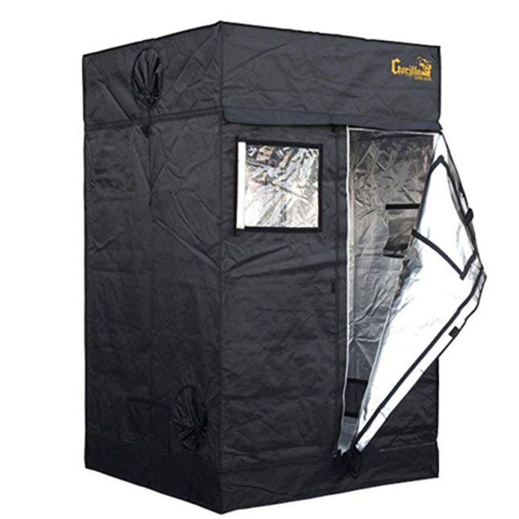 Indoor grow tents for cannabis: Gorilla Grow Tent
