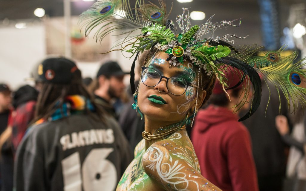 The world's largest cannabis competition, farmer's market and smokeout returns to California's Wine Country Dec. 15. (Courtesy Emerald Cup)